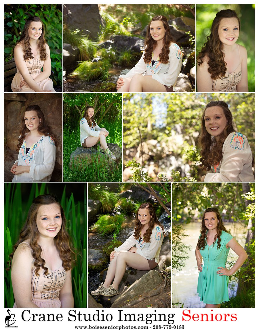 Boise Senior Photography